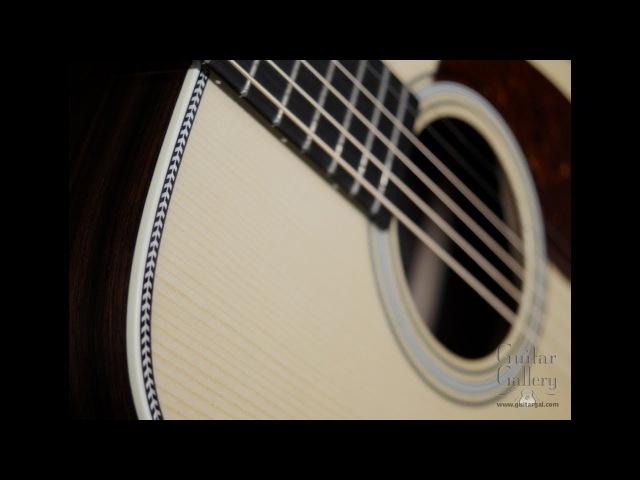 Collings D2HA Guitar at Guitar Gallery