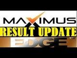 Maximus Edge Autobot Live Session - Amazing Results! ( Update)