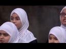Muslim Schoolgirls Sing 'Insha Allah' Song at St. Pauls Cathedral