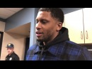 Rudy Gay Postgame Interview Spurs vs Nuggets February 23 2018 2017 18 NBA Season