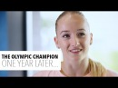 Sanne Wevers - The Olympic champion on beam, one year later...