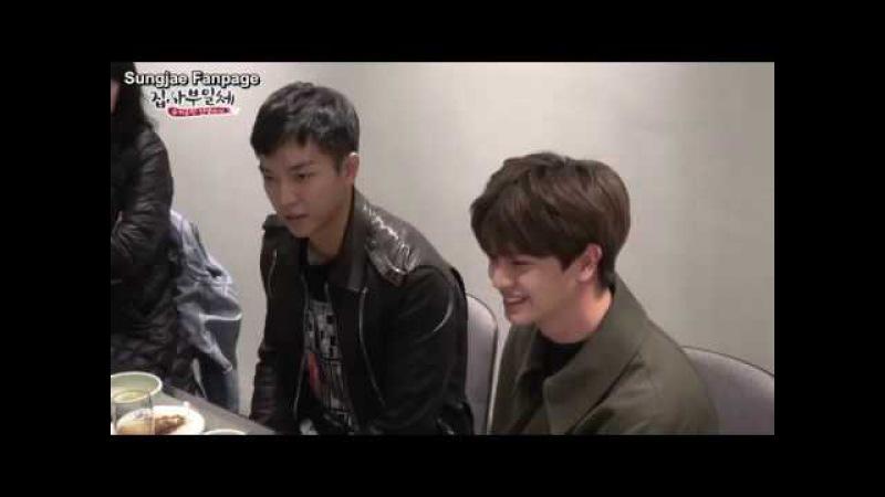 [ENG SUB] SBS 'Master in the House' (집사부일체) Cast First Meeting 육성재 Sungjae