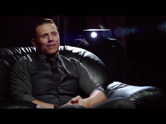 How Miz's disastrous TV debut led him to Maryse: WWE Photo Shoot!