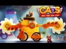БИТВА КОТЯТ на САМОДЕЛЬНЫХ БОЕВЫХ МАШИНАХ Мультяшная игра НОВЫЕ ТАЧКИ CATS: Crash Arena...