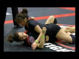 Brazilian Jiu-Jitsu Match! Girls Grappling No-Gi  • Women Wrestling BJJ MMA Female