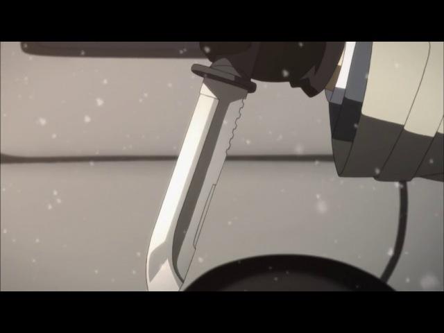Мастера меча онлайн 1 сезон 25 / Sword Art Online [ТВ-1] 25 серия [SHIZA-Project]