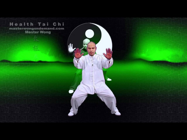 Tai Chi chuan for beginners taiji yang - Basic exercise Lesson 13