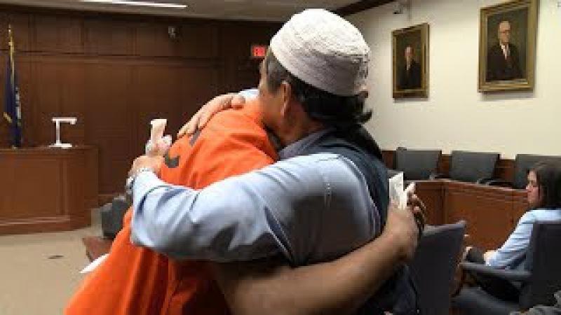 Отец простил убийцу сына