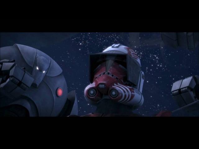 Clone wars MV-Battle Scars
