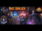 Hearthstone - Naex as a Warlock - Kobolds &amp Catacombs Expansion (7 Bosses)