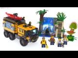LEGO City Jungle Mobile Lab review ? 60160