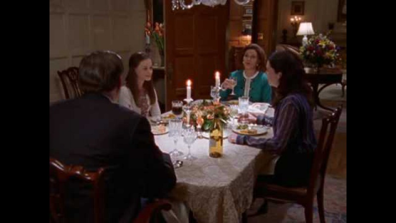 Gilmore Girls - Friday Night Dinner - God is a Gilmore Girl
