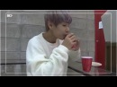 [ENG SUB] The way V drinks coke from a can and cup | BTS kills time riding pony
