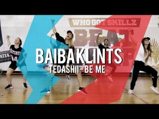 Baiba Klints | Tedashii