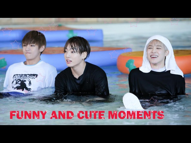 FUNNY AND CUTE MOMENTS BTS