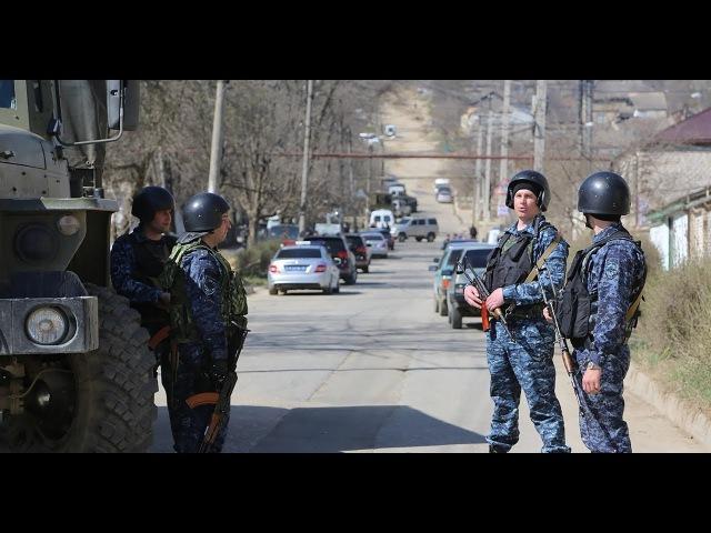 Бесчинства силовых структур в Дагестане. Новости от 15.02.2018