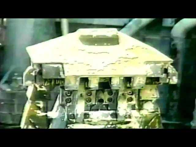 Inside Space Shuttle Challenger STS 51L During The Accident Higher Quality