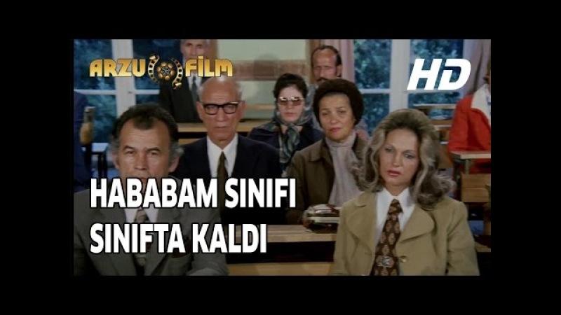 Hababam Sınıfı Sınıfta Kaldı | FULL HD