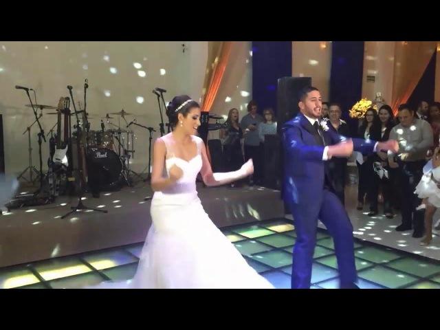 Casamento Coreografia Despacito by Gaby Croharé|| Despacito Surprise Flash Mob Wedding Dance