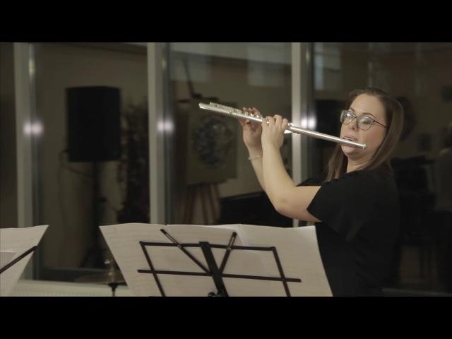 Jingle Bells (Джеймс Лорд Пьерпонт) - Ансамбль флейтистов (Флейта) - Анна Махова