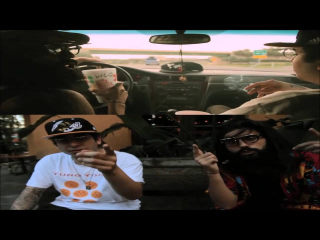 LVCID Yung Yogi - Phvntoms (Official Music Video)