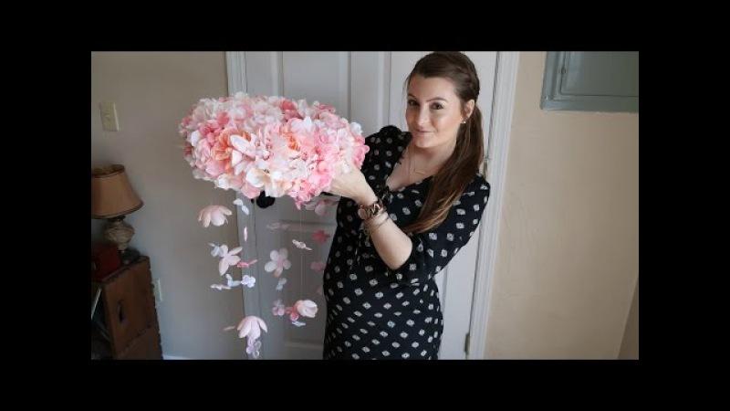 DIY Floral Mobile Baby Shower Shopping!! | April 15, 2017