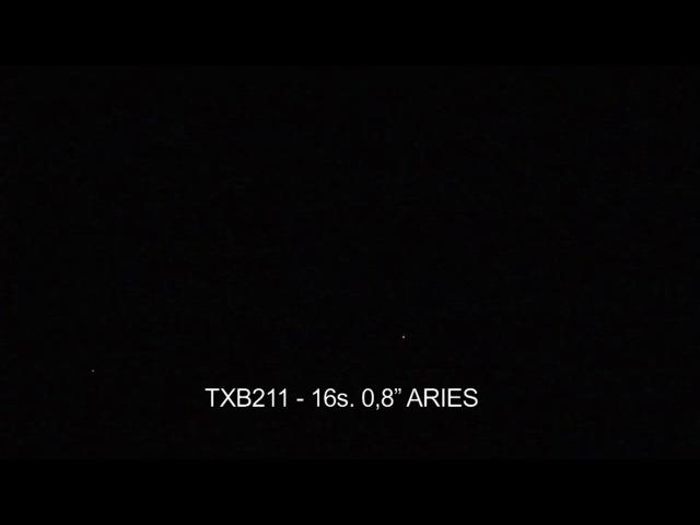 Fajerwerki TXB211 Aries 16s 0.8