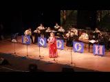 Голоса России 2011 - открытие - Надежда Крыгина - косынка
