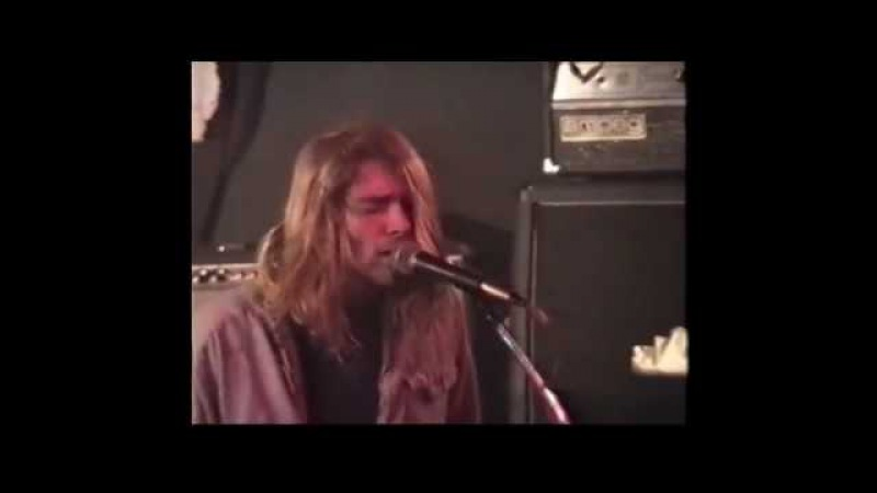 Nirvana (live concert) - November 20th, 1989, Kapu, Linz, Austria (angle 1)