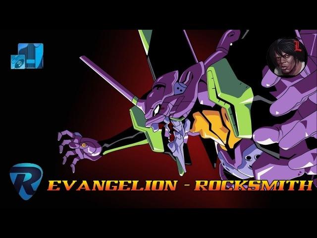 Evangelion - A CRUEL ANGELS THESIS - ZANKOKU NA TENSHI NO THESE (Alex Pe Roclsmith 99.7)