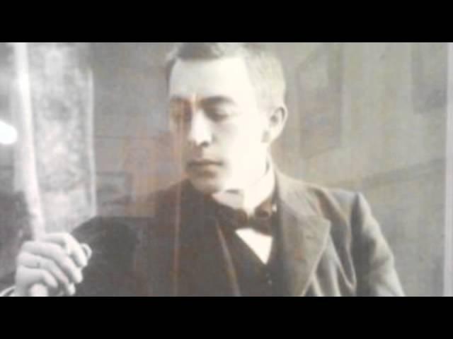 Rachmaninoff plays Prelude in C Sharp Minor