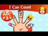 I Can Count five fingers Cartoon for Children - Luli TV