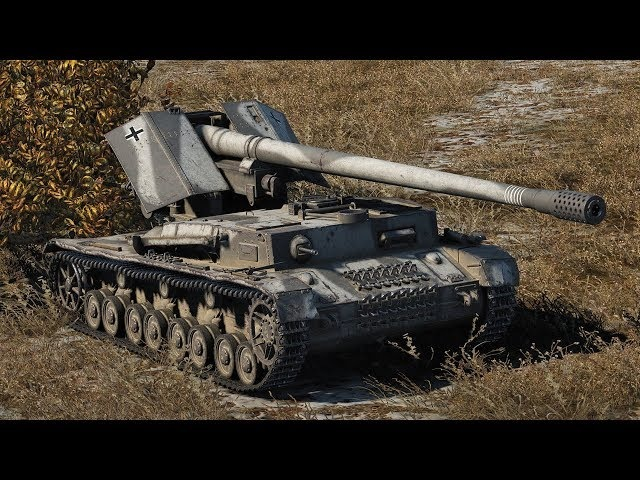 World of Tanks Waffenträger auf Pz. IV - 3 Kills 9,4K Damage