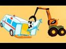 Мультики про машинками все серии подряд Лучшие Мультфильмы 2017 Видео для мальчиков без остановки