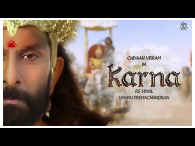 Mahavir Karna 2019 | Fans Promo Video| Chiyaan Vikram | R S Vimal | 300Cr Budget