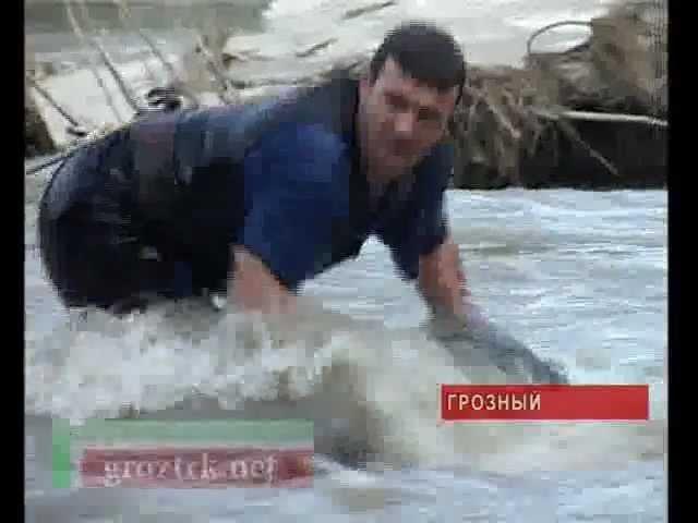 В Сунже утонул мальчик Чечня.