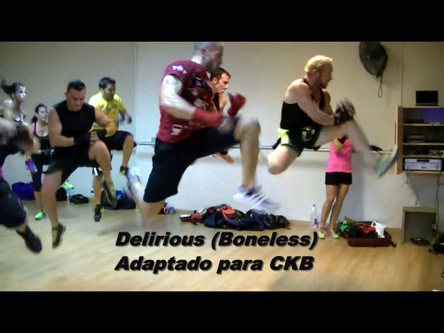 CKB - Delirious (Boneless) Adaptado para CKB -ft. Kid Ink - Steve Aoki, Chris Lake, Tujamo