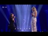 Helene Fischer &amp Celine Tam - You Raise Me Up (Die Helene Fischer Show 2017)