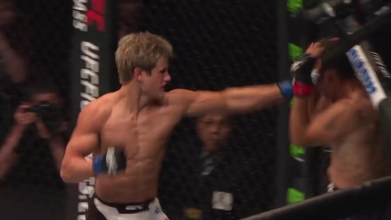 Fight Night Austin Sage Northcutt