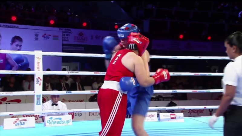 AIBA Womens Youth World Championships 2017 -FINALS (1)