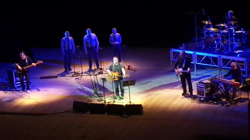 Любэ За тебя Концерт в Хабаровске, 06.10.2016