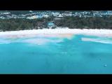 Kata Beach, Phuket, Thailand 4K drone footage