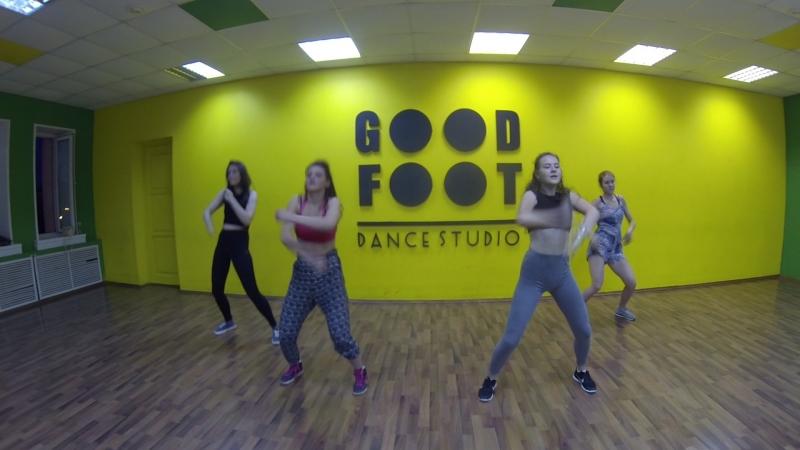 GF INTENSIVE Dancehall (Kristina)- group2