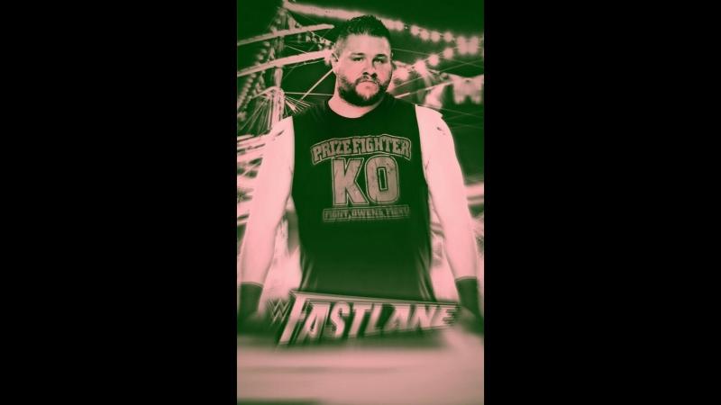 WWE 2K17 Universe - Fastlane 11.02.2018