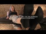 Cassandra's Feet in The Mirror - www.c4s.com/8983/17712186