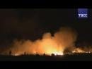 Пожары в Португалии - погибли десятки людей