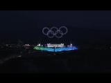 vk.com-club127653956 Intel Olympics Drones 2018