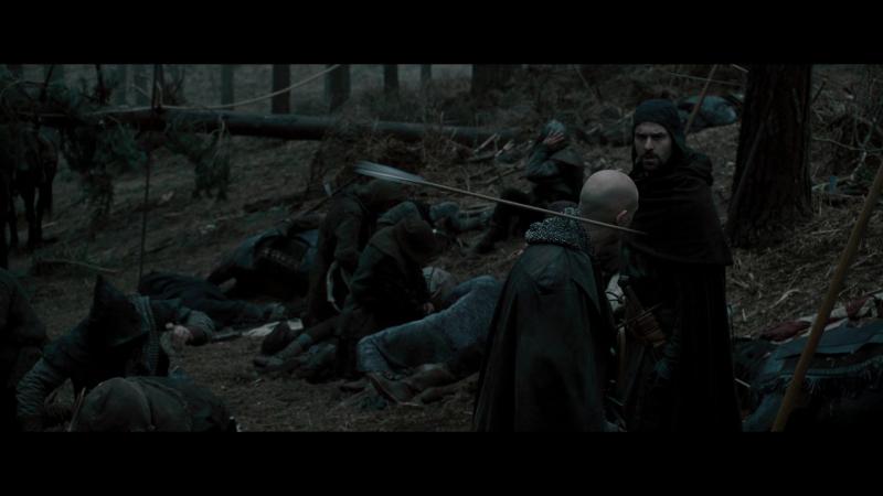 Робин Гуд / Robin Hood (2010) - Расстрел