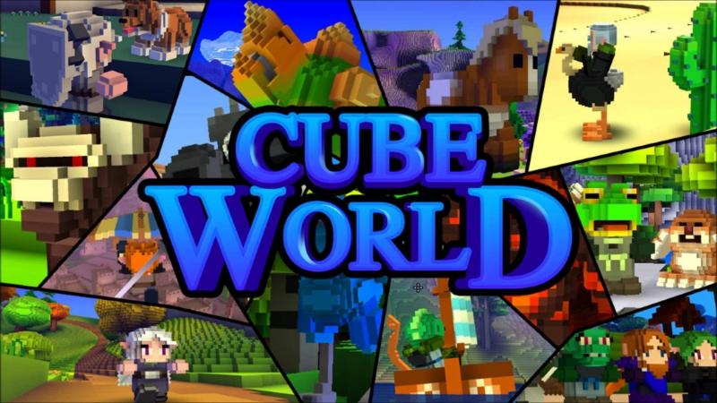 [Cube World] Кубический куб