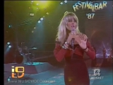 Mandy Smith - I Just Cant Wait Festivalbar 1987